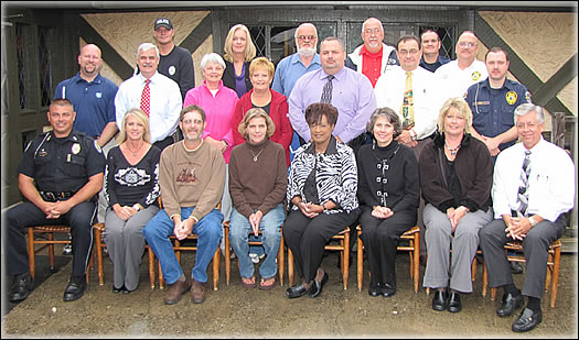Crime Stoppers Board Members